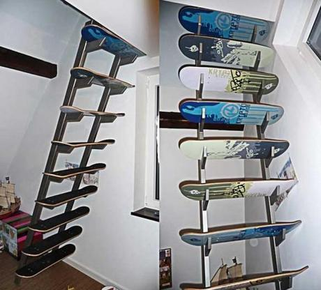 The World's Top 10 Most Amazing Things to Make With a Skateboard