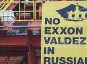 Activists Scale ExxonMobil Years After Exxon Valdez Spill