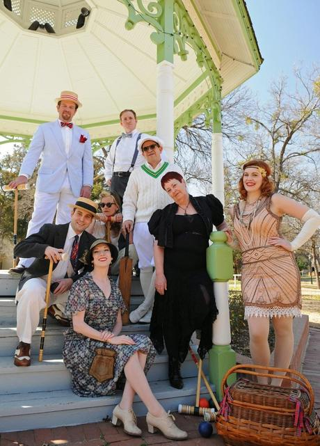 Dallas Heritage Village hosts a 20s-themed Lawn Party this Sunday