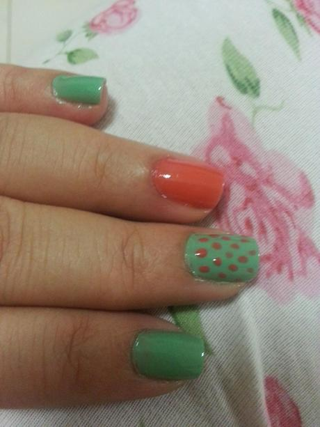 Welcome Sping!! Candy Nails. NOTD!