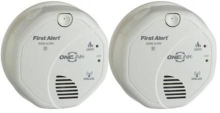 Photoelectric Wireless Smoke Alarms