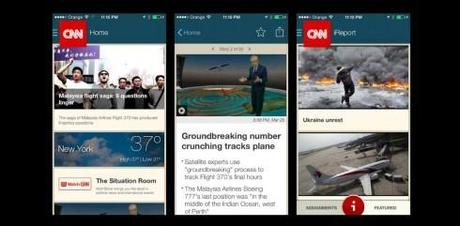 CNN adds useful features to its new iPhone, iPad apps