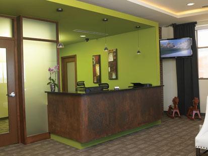New Dental Office Design Room-by-Room