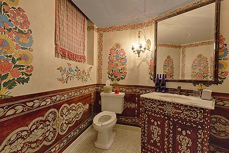 FLUSH by Steve Gottlieb Antique Bathroom