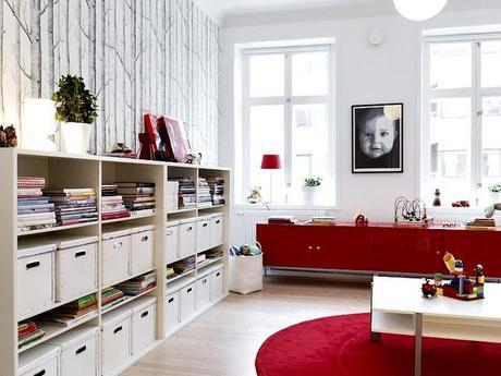 Living room aka play room inspiration