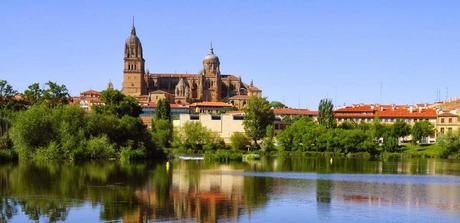 Salamanca: Art, Taste and Bulls
