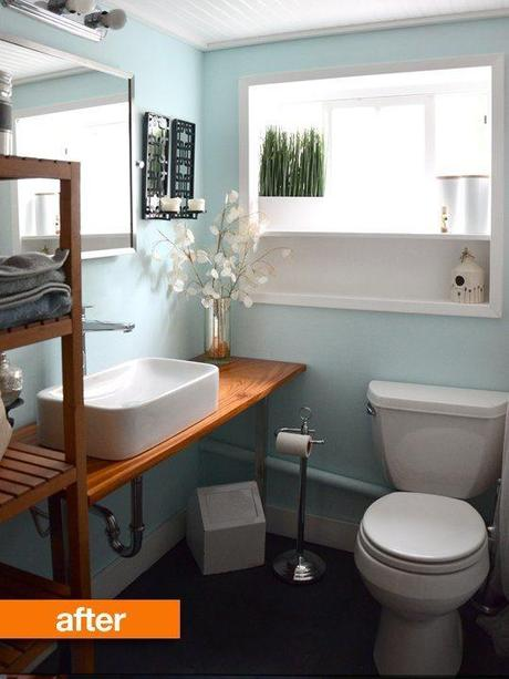 calming colors for bathroom let s swatch calming paint colors for a tiny bathroom 17597
