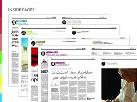 Norway's Aftenposten: a total rethink for the digital age