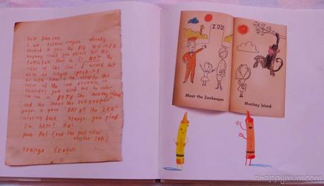 A book about colour, compassion and creativity {Review of The Day the Crayons Quit}