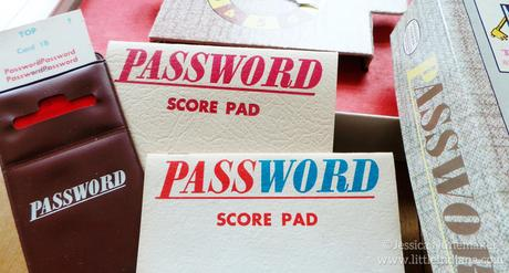 Password Game by Milton Bradley