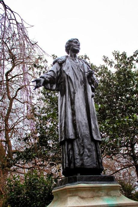 Parliament Square Statues – More of Your Nominations