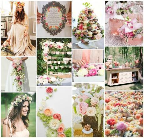 Spring Blossoms Wedding Inspiration