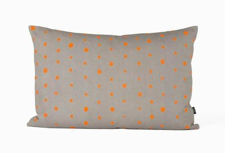 Dotted Neon Cushion design by Ferm Living