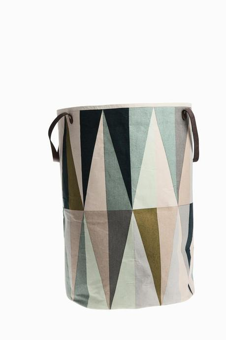 Spear Laundry Basket by Ferm Living