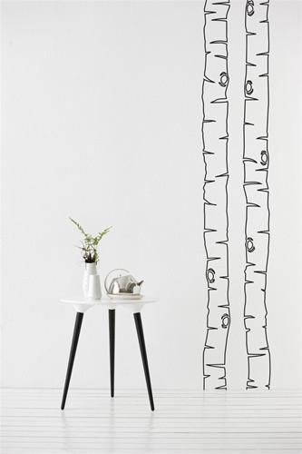 Birch Wallsticker design by Ferm Living