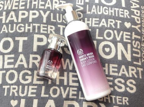 Mother's Day with The Body Shop