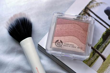 Review | The Body Shop Shimmer Waves