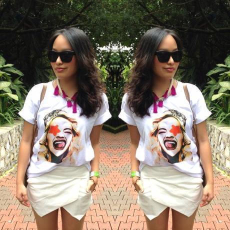 T-Shirt by Rita On Street