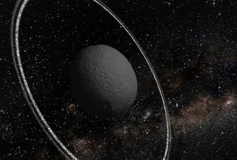 rare asteroid with rings - photo #30