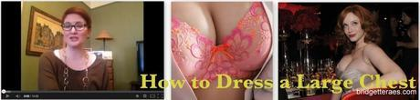 How to Dress a Large Chest