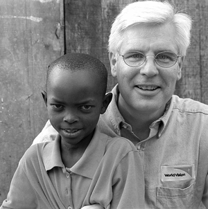 World Vision and the evangelical protection racket