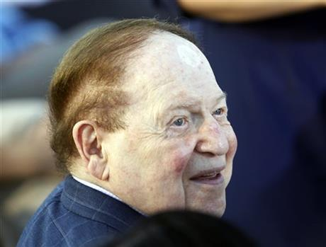 '16 GOP Hopefuls Sucking Adelson's Teat, Torture Never Worked, Wormhole Travel!?, and Other Tidbits for the Day