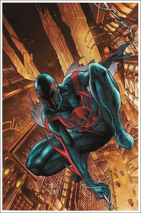 Spider-Man 2099 #1 Cover - Bianchi