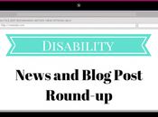 March Disability News Blog Post Round-Up