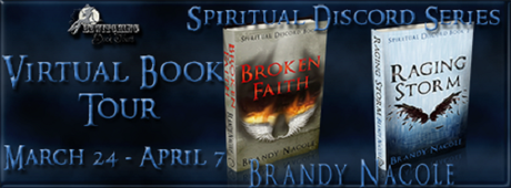 Spiritual Discord Series by Brandy Nacole: Spotlight and Excerpt
