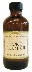 Poke Root Oil
