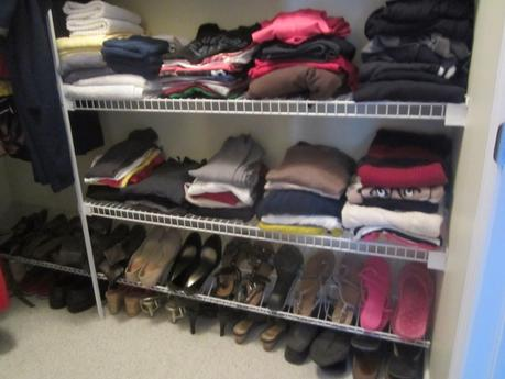Efficient Organization: My Clothes Closet
