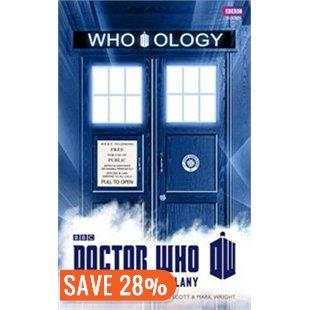 Friday Reads: Doctor Who Who-ology - The Official Micellany by Cavan Scott and Mark Wright