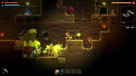 S&S Indie Review: SteamWorld Dig
