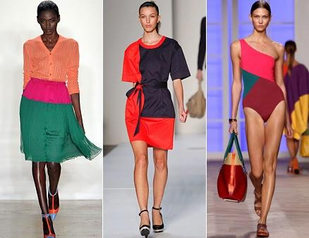 Color Blocking: How to wear