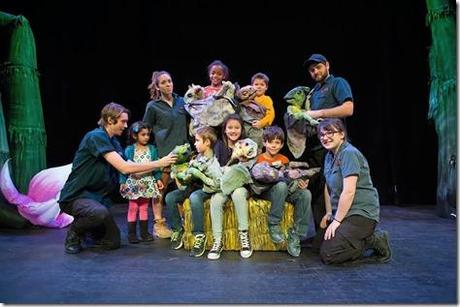 Review: Erth's Dinosaur Zoo Live (Broadway in Chicago)