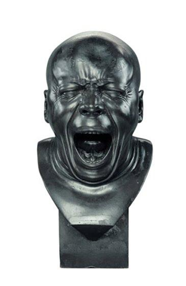 Messerschmidt-oral-sculpture