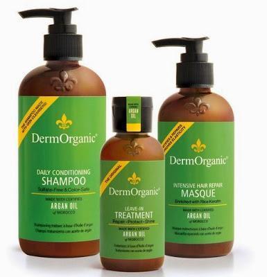 Get Gorgeous Hair w/ Dear Clark, Curl Kit, DermOrganic, & Basic Hair Care