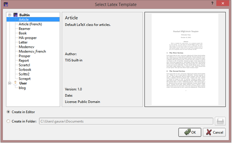 Texstudio is the most complete latex editor paperblog for Texmaker templates