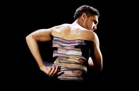 My Body My Rights   Body Paintings by Hikaru Cho