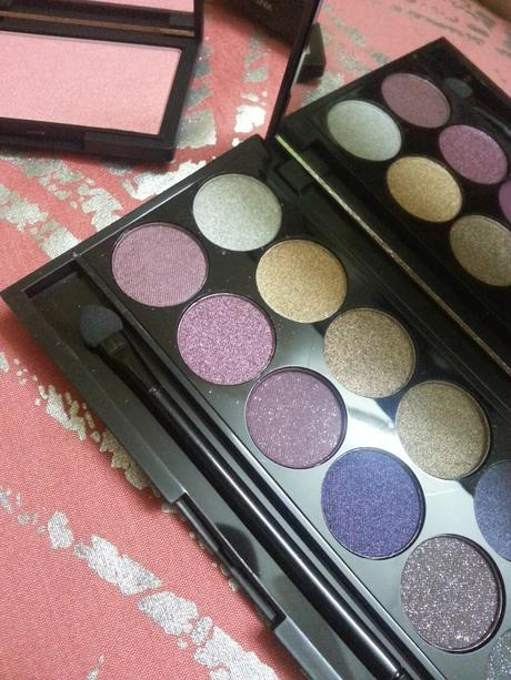 Review Sleek Makeup iDivine Palette in Vintage Romance