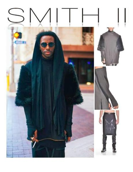 SMITH II debuts Autumn/Winter Collection 2014