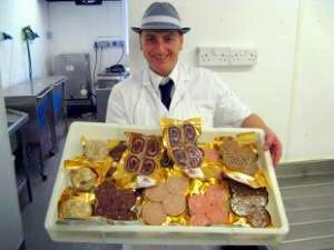April 2014 - Chris Brown of Browns Butchers, Chorley