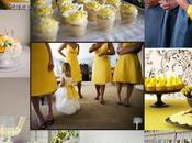 Decorating Ideas Yellow Theme Wedding