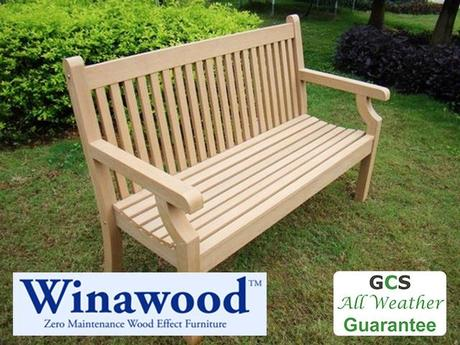 Winawood All Weather Benches 100 Maintenace Free