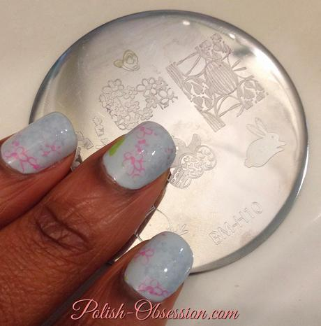 Easter Themed Bundle Monster Stamping - BM-H10