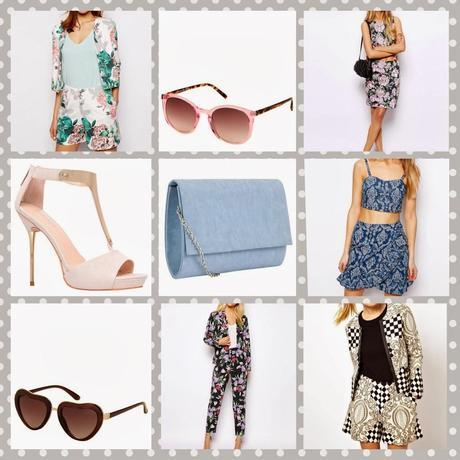 Spring/Summer fashion (I am in love)