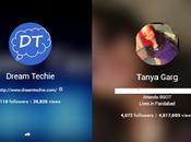 Remove Google Profile Views Followers Counter