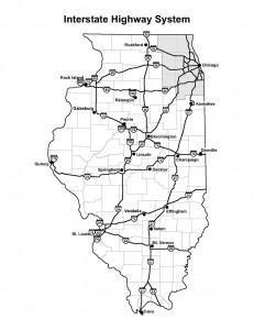 Illinois interstates
