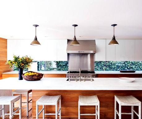 Amber valletta s santa monica home paperblog for M kitchen santa monica