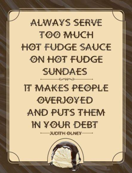 Food Quotes Paperblog
